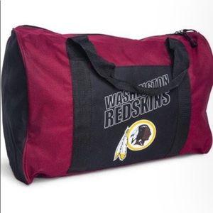 NWT Washington Redskins Gym Duffle Bag NFL Gear